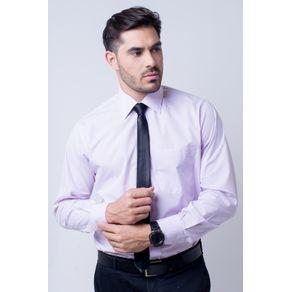 Camisa-Social-Masculina-Tradicional-Algodao-Misto-Lilas-02595-01