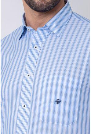Camisa-Casual-Masculina-Tradicional-Microfibra-Azul-08024-02