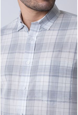 Camisa-Casual-Masculina-Tradicional-Algodao-Fio-40-Cinza-07347-02
