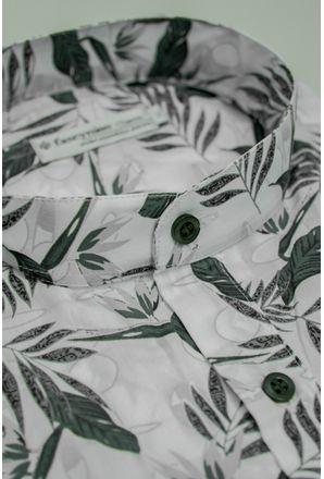 Camisa-Casual-Masculina-Tradicional-Algodao-Fio-60-Marrom-09074-01